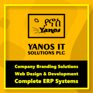 Yanos IT Solutions (300x300px) Banner | TAP Ethiopia