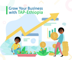 Grow Your Business With TAP Ethiopia (300x250px) Banner 03